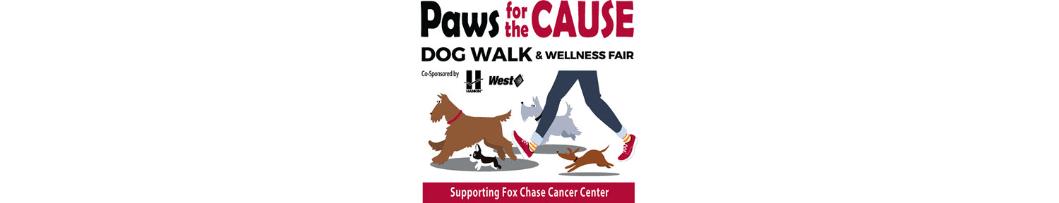 West Pharma Paws for the Cause